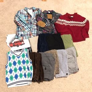 Toddler Boys clothing sz 3T/4T